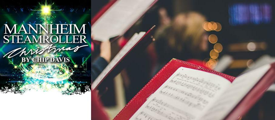 Mannheim Steamroller at Youkey Theatre